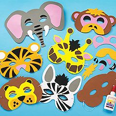 Google Image Result for http://www.yellowmoon.org.uk/images/products/medium/Jungle-Animal-Foam-Mask-Craft-Kits-M793.JPG
