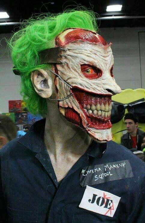 New DC 52 Joker