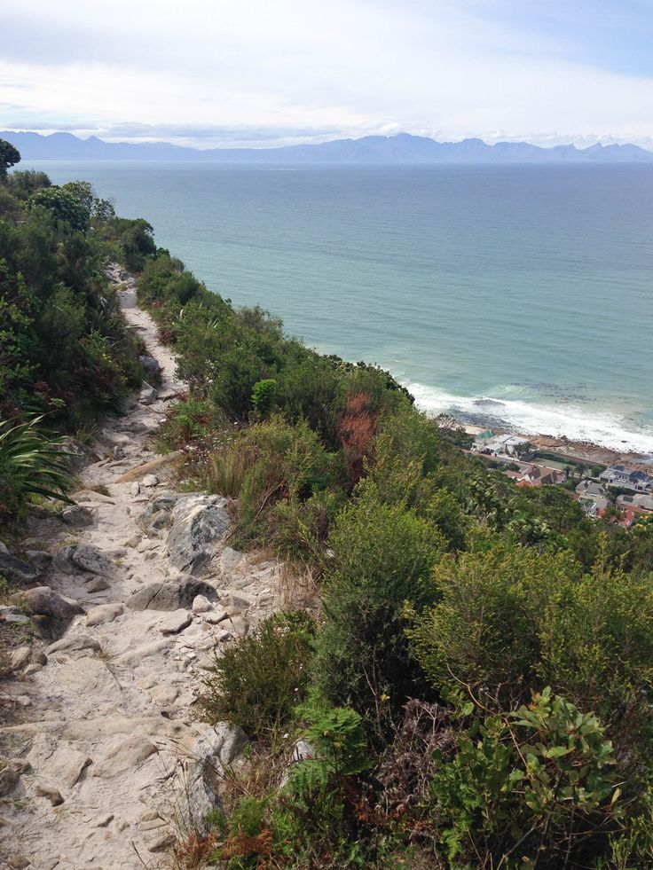 Kalk Bay from the Old Mule Path