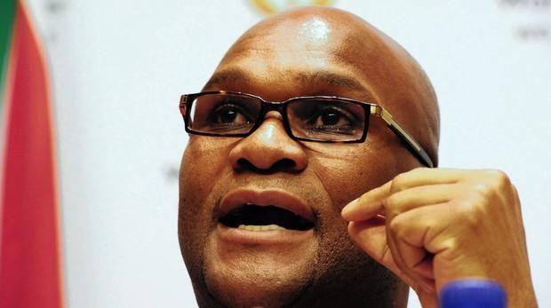 Mthethwa pulls government ads from 'anti-Zuma' media.  Minister Nathi Mthethwa .Picture: Siyabulela Duda/GCIS