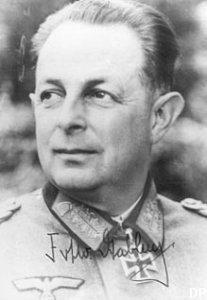 Generalleutnant Eccard Freiherr von Gablenz