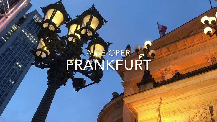 Alte Oper Frankfurt Alt trifft auf Neu