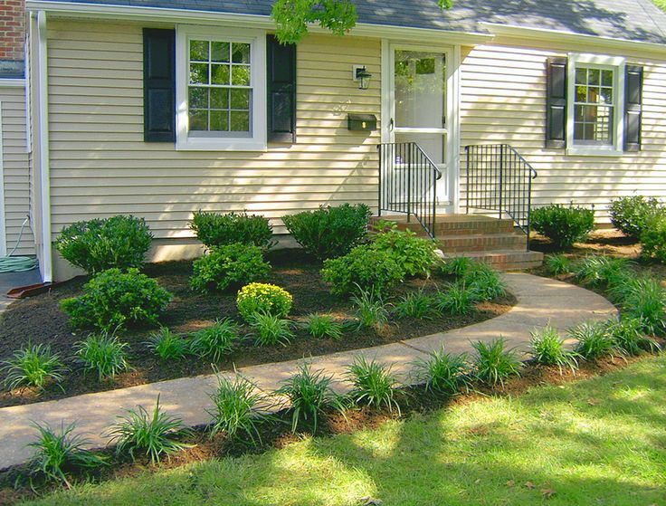 27 best Landscaping images on Pinterest | Landscaping ideas, Front ...
