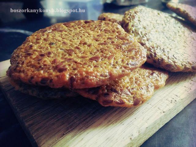 Boszorkánykonyha: Chia kenyér