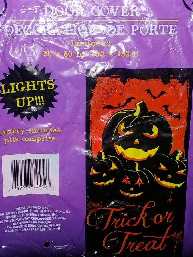 Halloween Door Covers 30 X 60 Assorted Your Choice Ad Affiliate Covers Halloween Door Halloween Door Cover Halloween