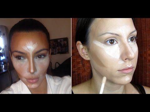Kardashian kollekció: Kardashian Kontúrozás - YouTube