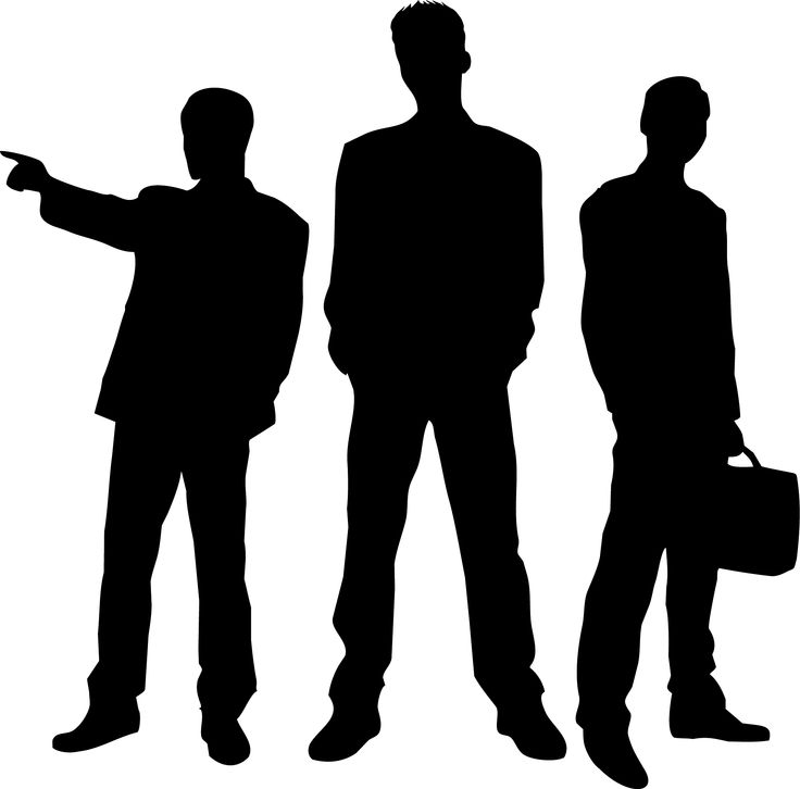 people silhouettes_6