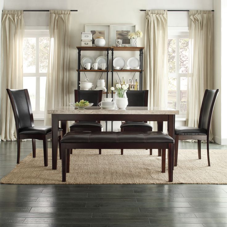 Elegant And Contemporary The Sonata Collection Features Rich Dark Brown Frame Finish
