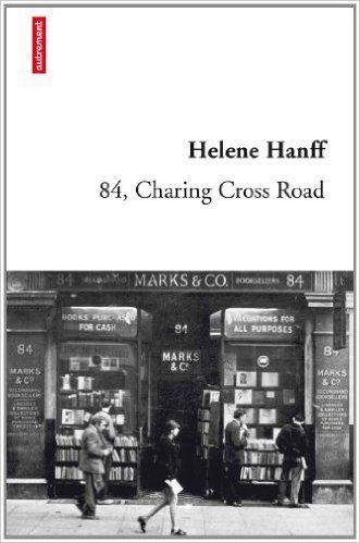 10 objets pour un automne tout en douceur - 84, Charing cross road - Helene Hanff