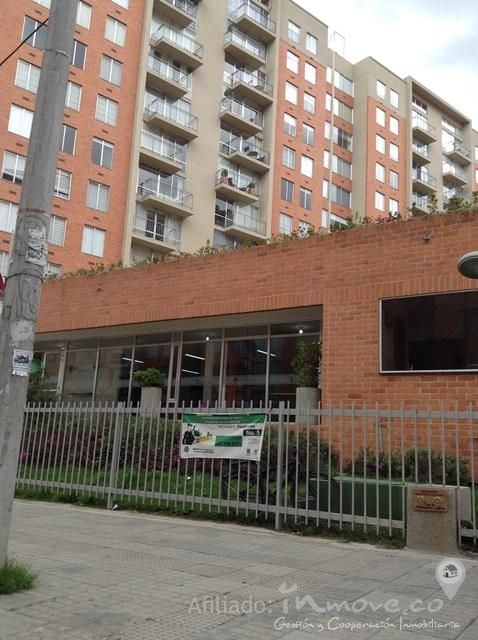 apartamento en arriendo - san antonio norte - Bogota D.C.. Precio: $ 800.000. Codigo: AA06395 www.inmove.co apartamento para arriendo
