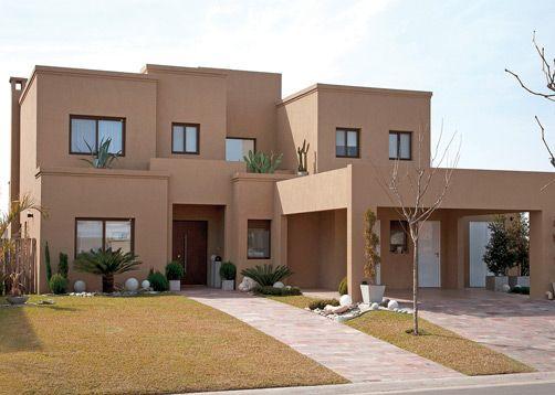 419 best images about fachadas casas on pinterest donald - Estilos de casas ...