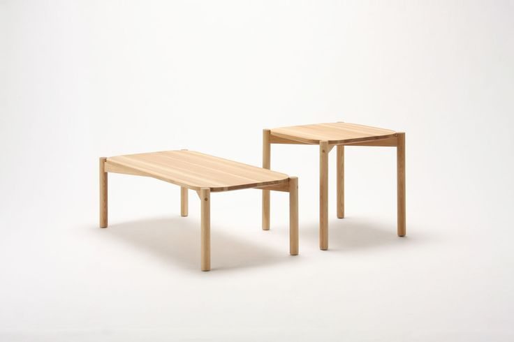 Castor Low Table by Big-Game for Karimoku New Standard. Available from Stylecraft.com.au