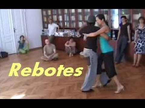 TangoViPedia 46: Rebotes (Rebounds) Lessons Collection