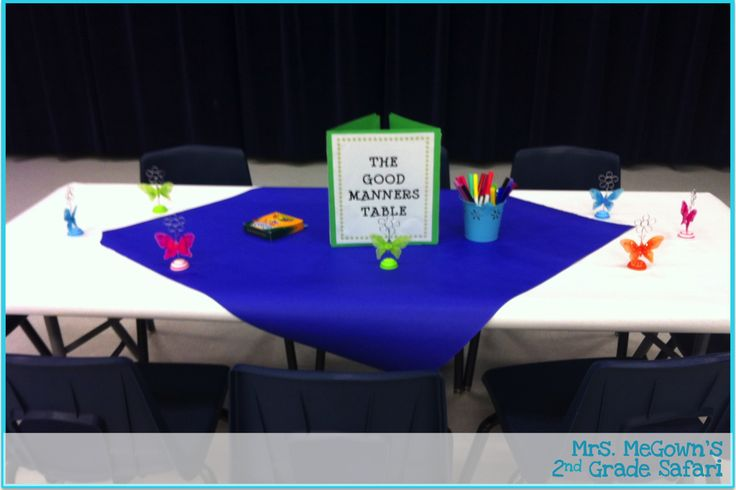 TEACHER...Cafeteria Manners have you loathing lunch duty? The Good Manners Table may be a good solution! Back to School Linky: Behavior Management