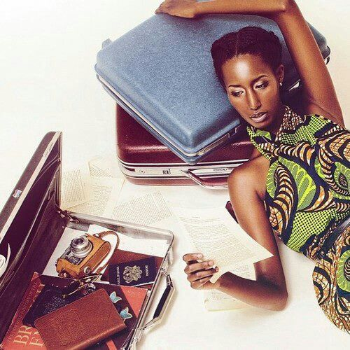 Retro inspired Ankara style: African Fashion, Inspiration Ankara, Africa Fashion, African Styles, Ankara Styles, African Inspiration, Ankara Africanprint, Sassy African, Africanprint Vlisco