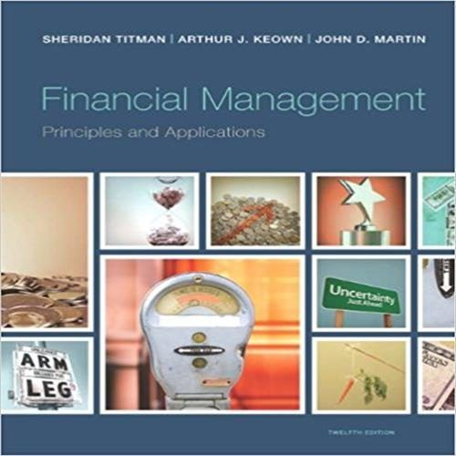 79 best soluution manual images on pinterest banks book shelves financial management principles and applications edition by titman and keown solutions manual testbankstore online library solution manual and test bank fandeluxe Image collections