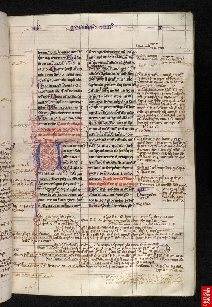 Egerton MS 633, f. 9. British Library
