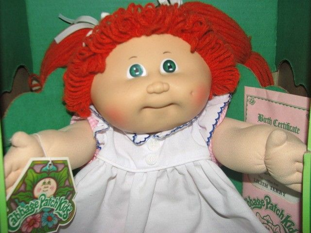 Cabbage patch kids collectible cuties zoo friends tallulah tiger sydney monkey
