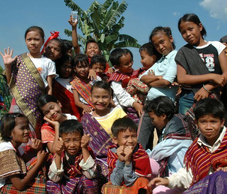 anak-anak binaan FSP SOS CV Medan