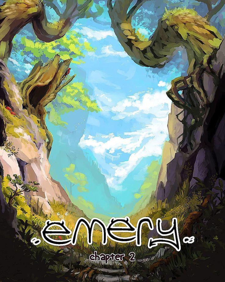 Chapter 2 is baking! ... Smells funny (o-o)...ok #webcomic #digitalartist #gameart  #demongirl #fantasy  #epic