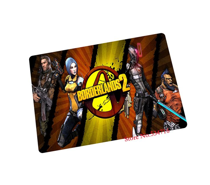borderlands mouse pad gear best seller game pad to mouse notebook computer mouse mat brand gaming mousepad gamer laptop