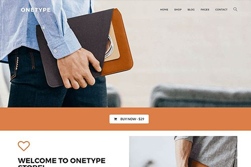 Download OneType WordPress Theme - theme-junkie