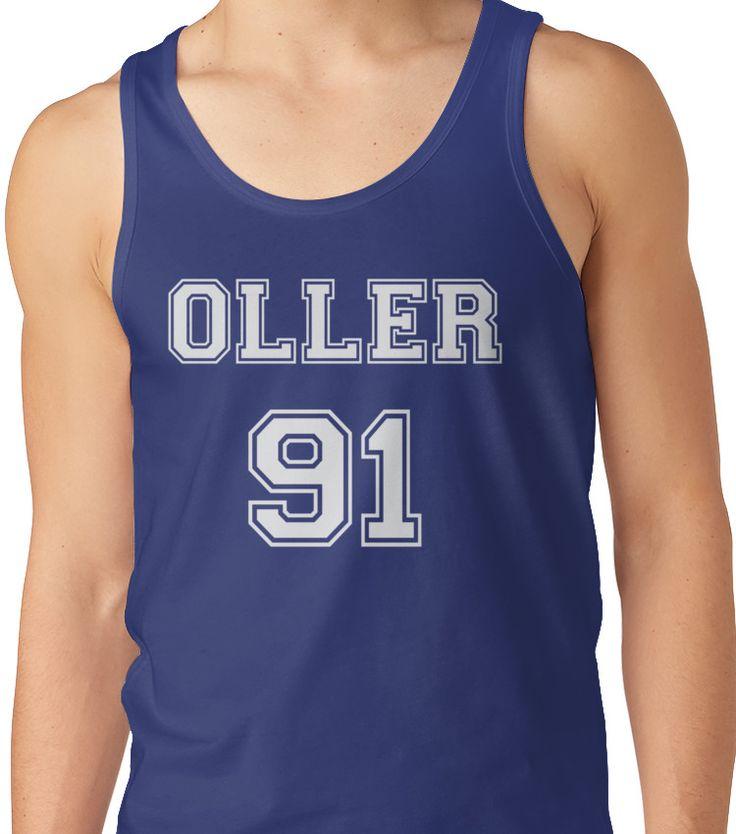 Tony Oller #91 (from MKTO) Shirt Unisex Tank Top
