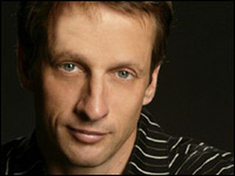 Tony Hawk. This world class skateboarder formed a foundation to promote skateboarding and the Sturgeon Bay Skateboard Initiative wrote a grant and received $10,000.  A Top Notch person and athlete.