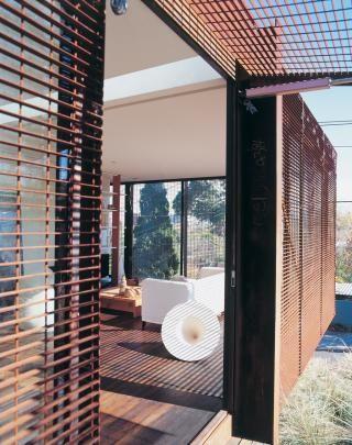 Kew House | SGA: Sean Godsell Architects