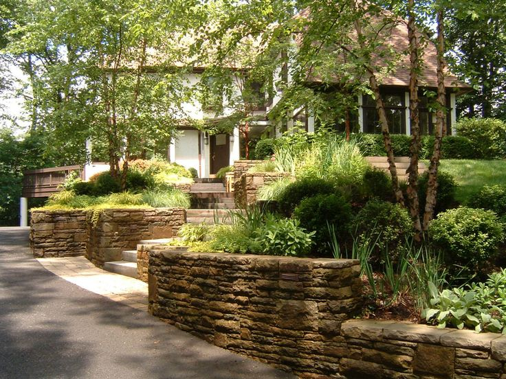 The Todd Group employs our own stone masons to ensure custom quality and control throughout this particular process of landscape craftsmanship. From adding a retaining wall to hold soil in place to creating artistic walkways, the stone masons at The Todd Group can do it all. Our stone masonry work also includes beautiful stone living areas like …