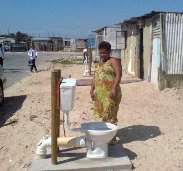 Ah, Glorious Africa