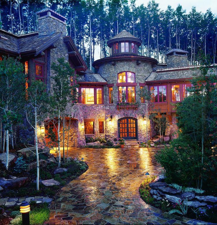 Mountain Star Residence - Mountain Star, Colorado - RMT Architects - 1-800-587-7058