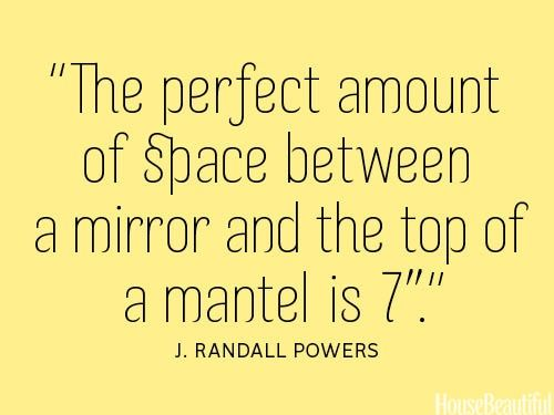 Interior Design Quotes: 25+ Best Mirror Above Fireplace Ideas On Pinterest