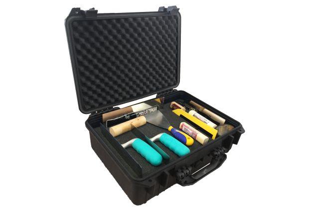 (D) New Natural Materials Tool Box   ROCKCOTE