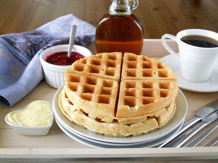 Cricket Powder Pancakes and Waffles