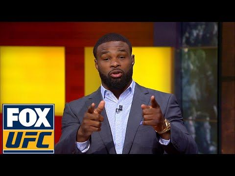 Tyron Woodley will take on Demian Maia in UFC 214   UFC TONIGHT - YouTube