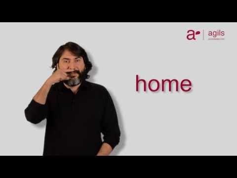 VIDEO CURS LLENGUA DE SIGNES: La família - Vocabulari en LSC Nº4 - YouTube