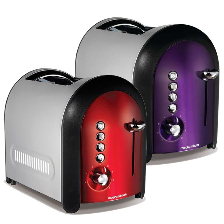 1 43150 Morphy Richards Accents Meno 2 Slice Toaster 8318