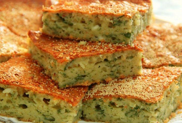 Peynir ile hazırlayabileceğiniz bu tarifle, tatlı kekten farklı olarak tuzlu bir kek tadı denemiş olacaksınız.