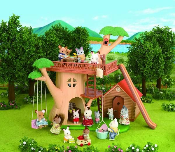 17 Best Images About Sylvanian Families On Pinterest