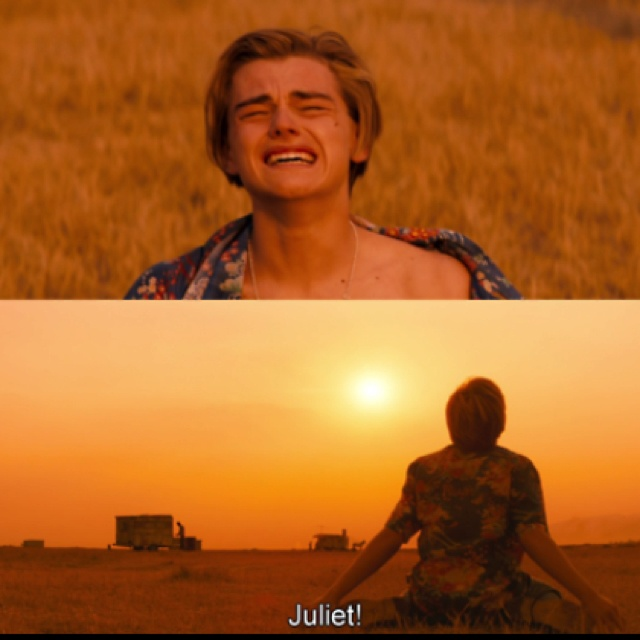 baz luhrman s romeo and juliet movie Baz luhrman brings out a very effective opening sequence to the film romeo and juliet by adding a variety of poetic devices and the most important being,.