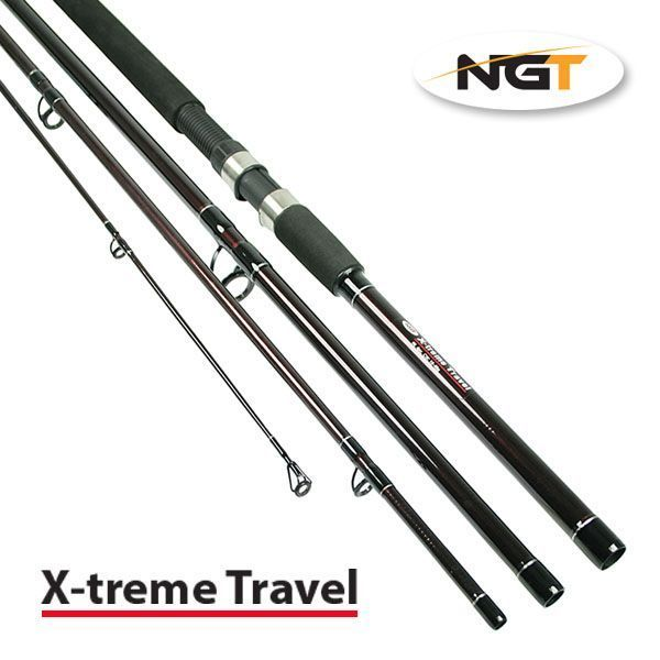 New ngt coarse carp sea spinning #kayak 4pc 9ft travel #fishing rod - #fibreglass,  View more on the LINK: 	http://www.zeppy.io/product/gb/2/262680228091/