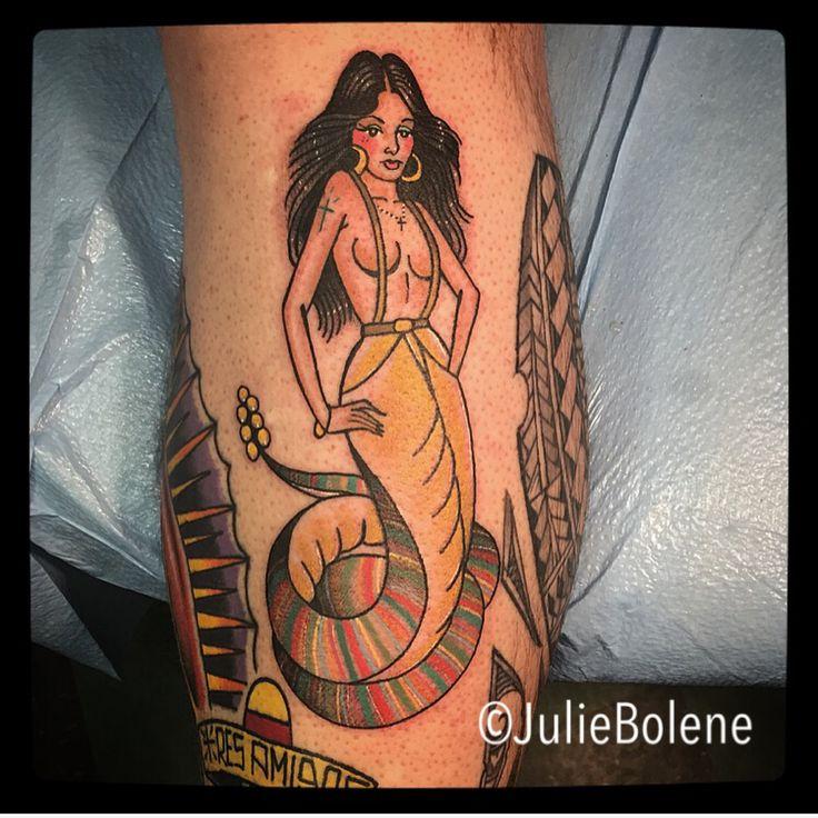 chola rattlesnake tattoo by julie Bolene