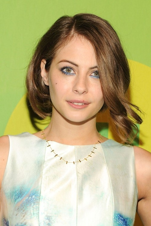 Willa Holland at CW Network 2013 Upfront in NYC on May 16, 2013