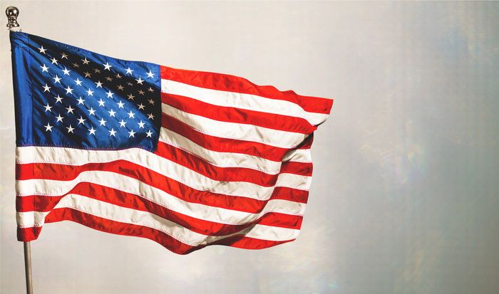 What Virtue Do The Red Stripes On The American Flag Stand For Trivia Genius Red Stripes Flag Stand American Flag