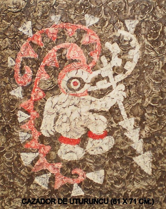 CAZADOR DE UTURUNCO (Cazador de Tigres)