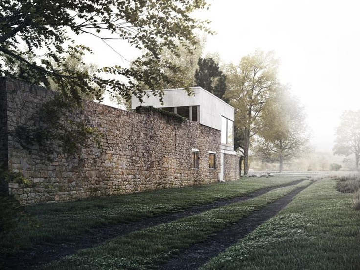 Peter Alison Smithson - Upper Lawn Pavillon // Lasse Rode, xoio