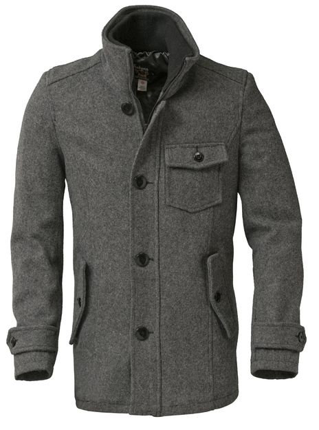 Shott NYC Wool Car Coat DU738 Bring out your personality with our ...