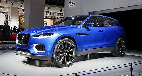 Jaguar 2014 C-X17
