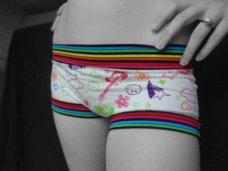 Scrundlewear Ladies Underwear PDF Sewing Pattern, Boyshorts, Briefs and More, XS-XXXL by StitchUponaTime on Etsy https://www.etsy.com/listing/203246106/scrundlewear-ladies-underwear-pdf-sewing
